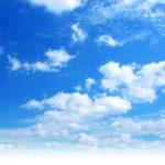 8/9 本日実に晴天なり。夏だなぁ。